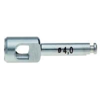 Gingivastanze für Motor/ Punch ø 4,0 Länge/ Length 23mm